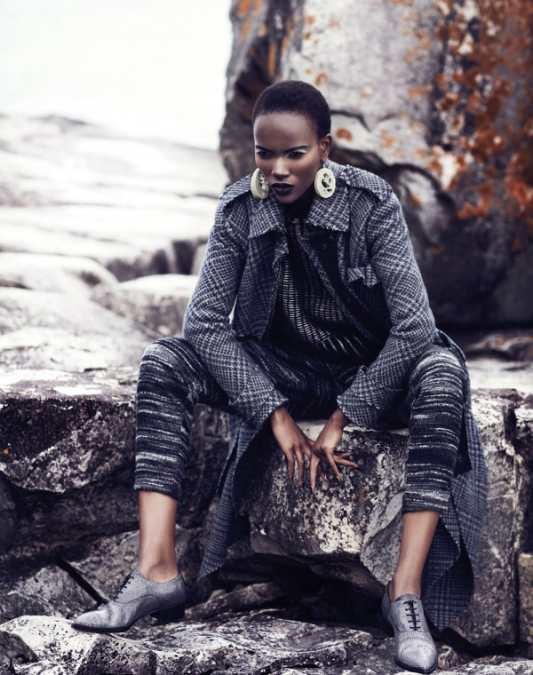 Grey Photo Shoot Herieth Paul